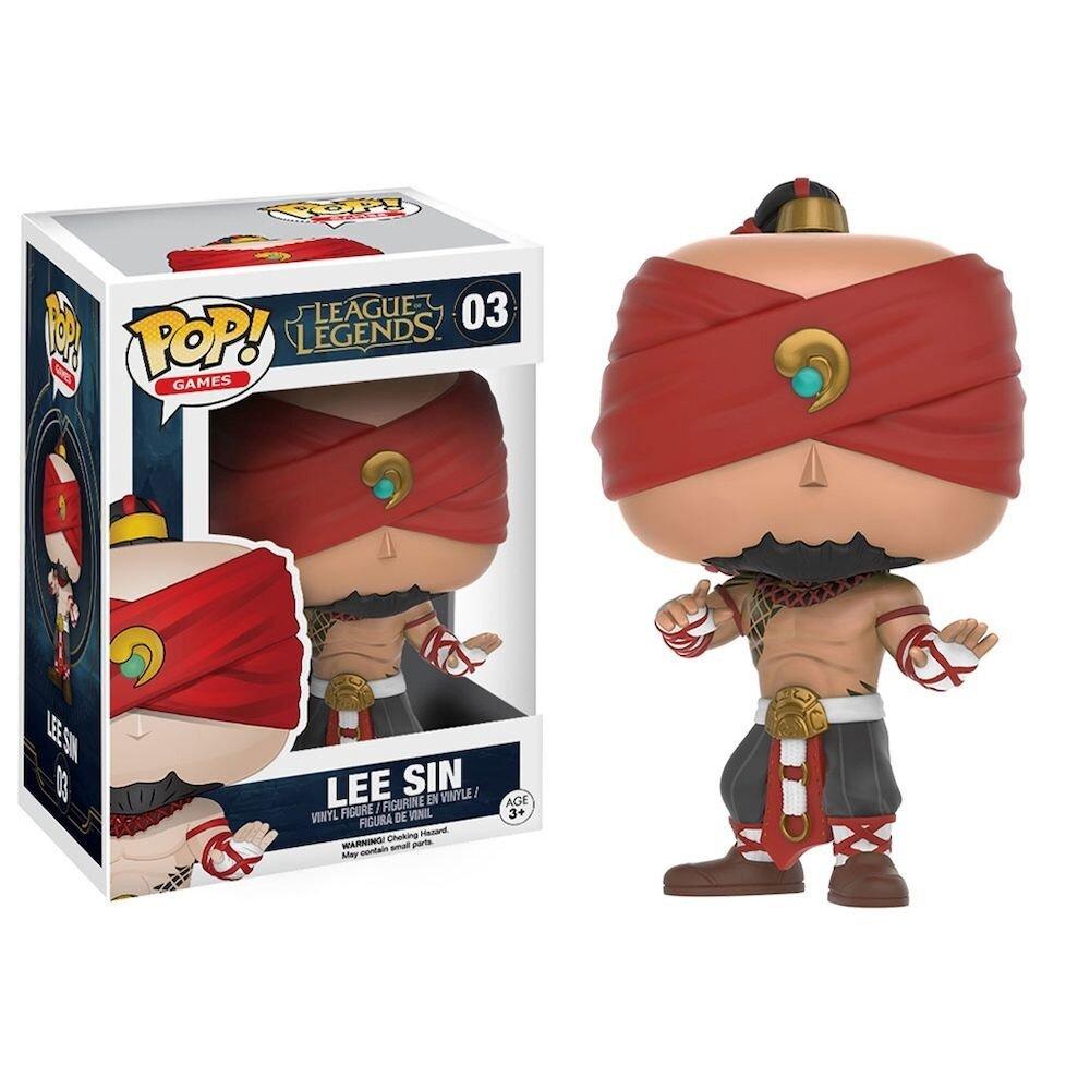 Figurina Funko Pop! League of Legends - Lee Sin