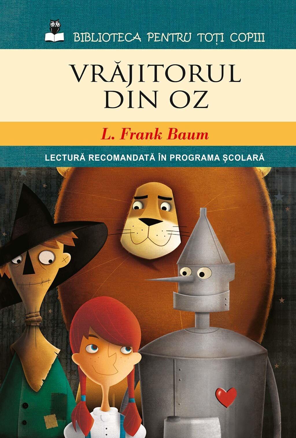 Vrajitorul din Oz (eBook)