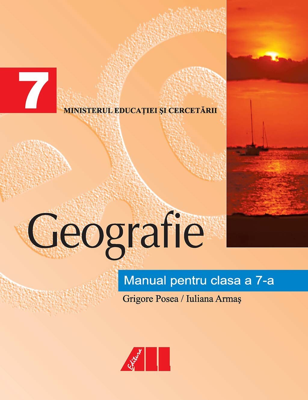 Geografie. Manual pentru clasa a 7-a (eBook)