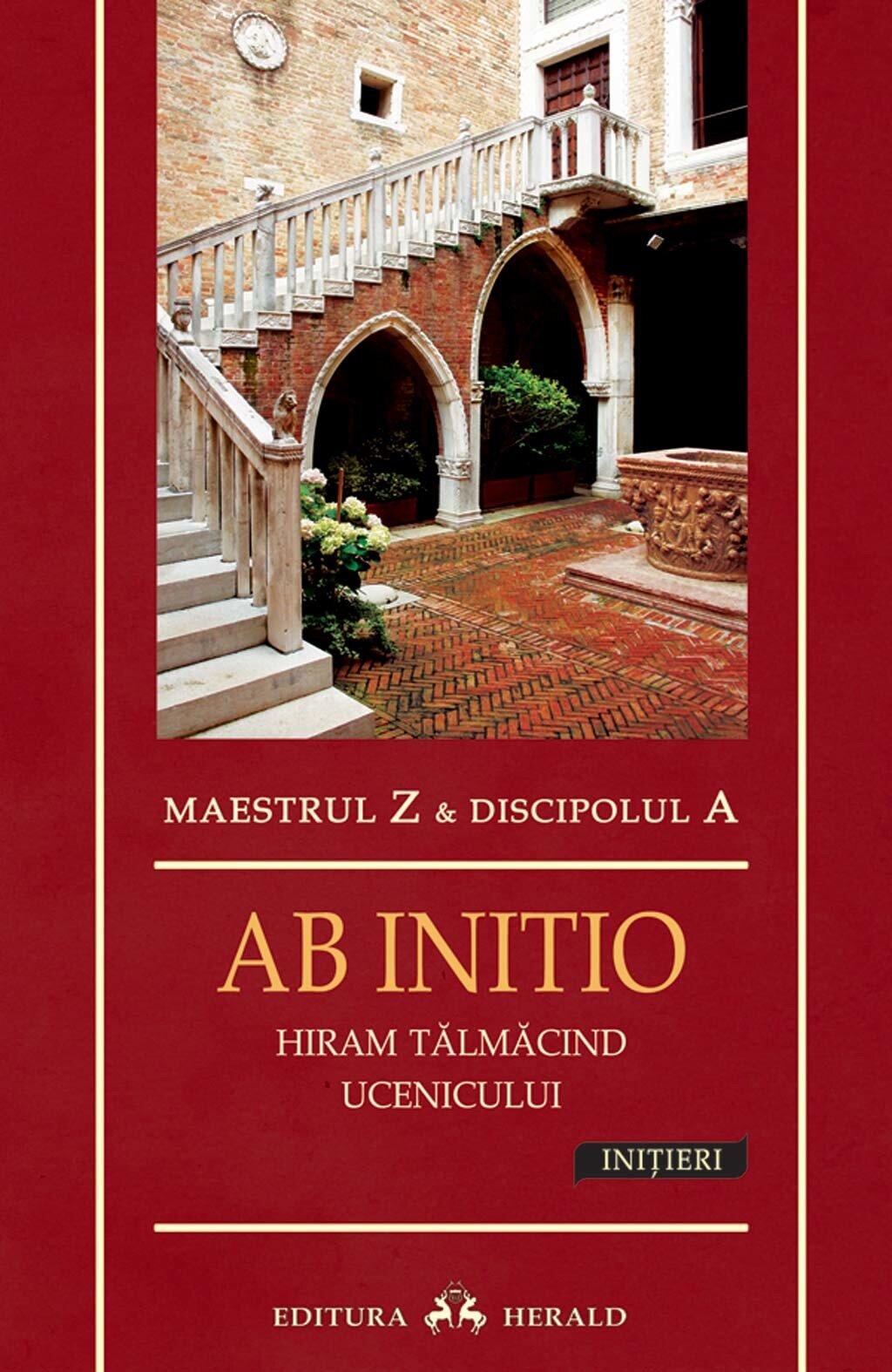 AB INITIO - Hiram talmacind ucenicului (eBook)