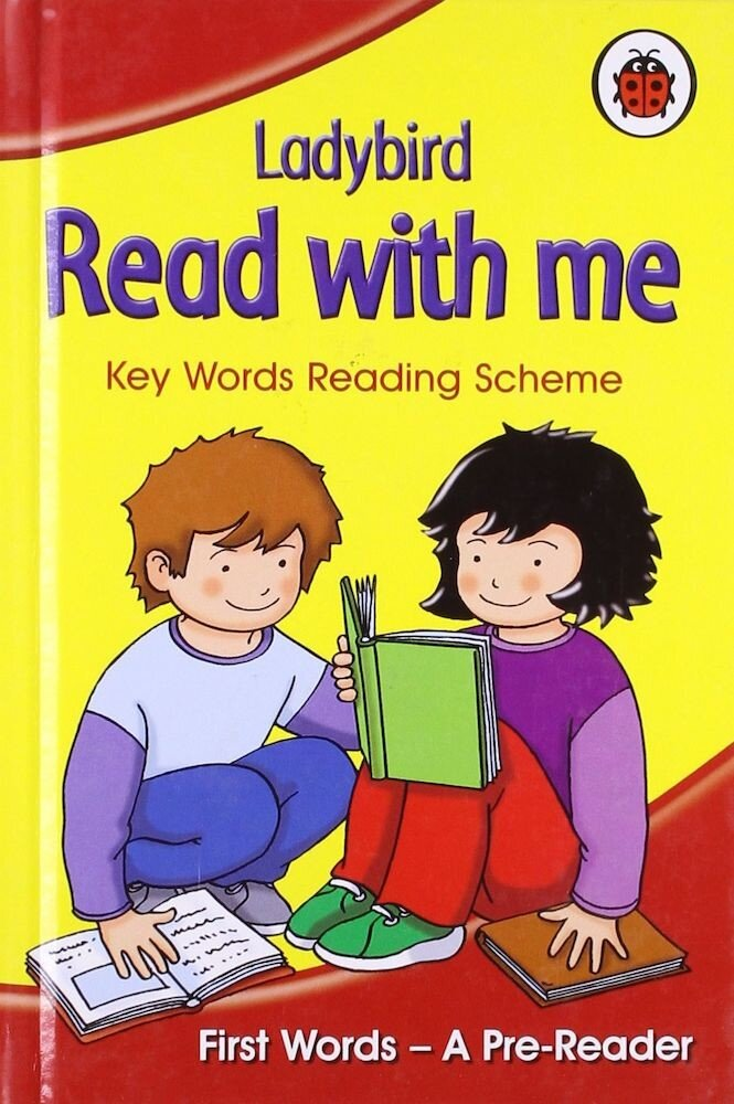 Read With Me: First Words - A Pre-Reader