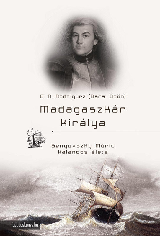 Madagaszkar kiralya (eBook)