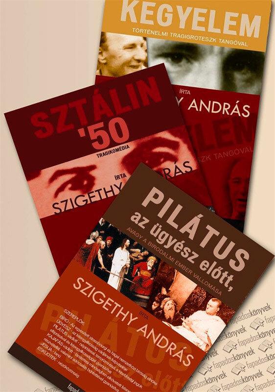 Kegyelem - Sztalin - Pilatus (eBook)
