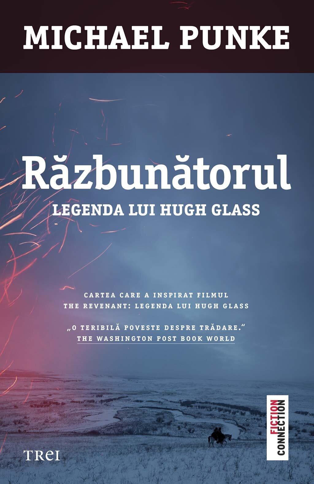 Razbunatorul. Legenda lui Hugh Glass PDF (Download eBook)