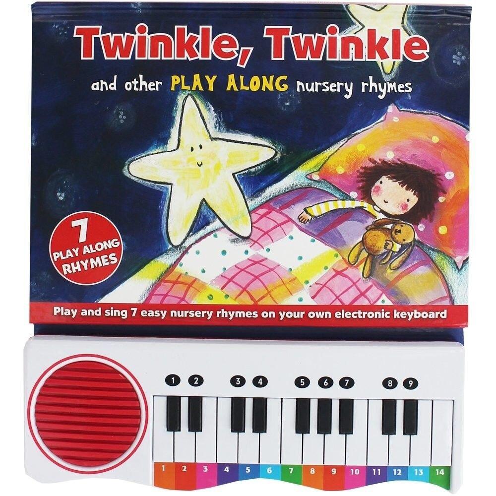 Twinkle Twinkle - Piano Book