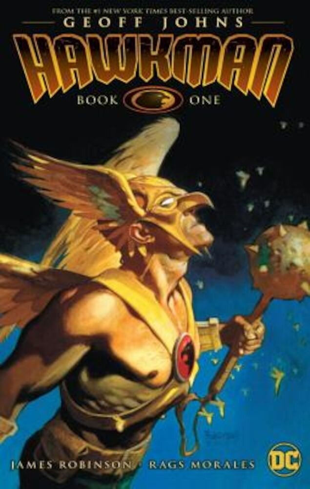 Hawkman by Geoff Johns Book One, Paperback