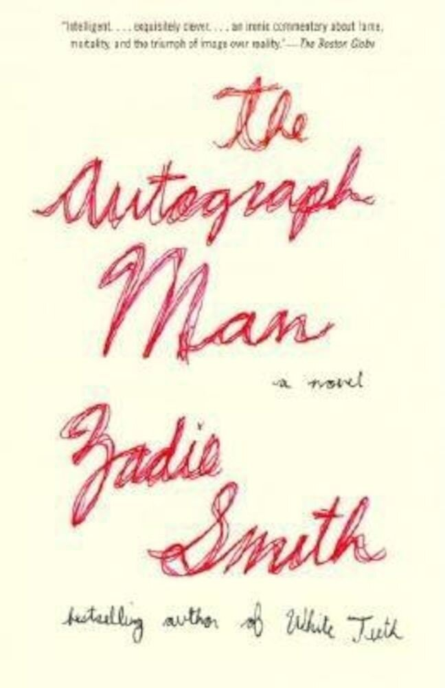 The Autograph Man, Paperback