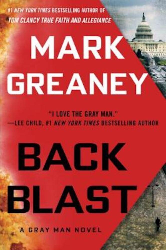 Back Blast, Paperback