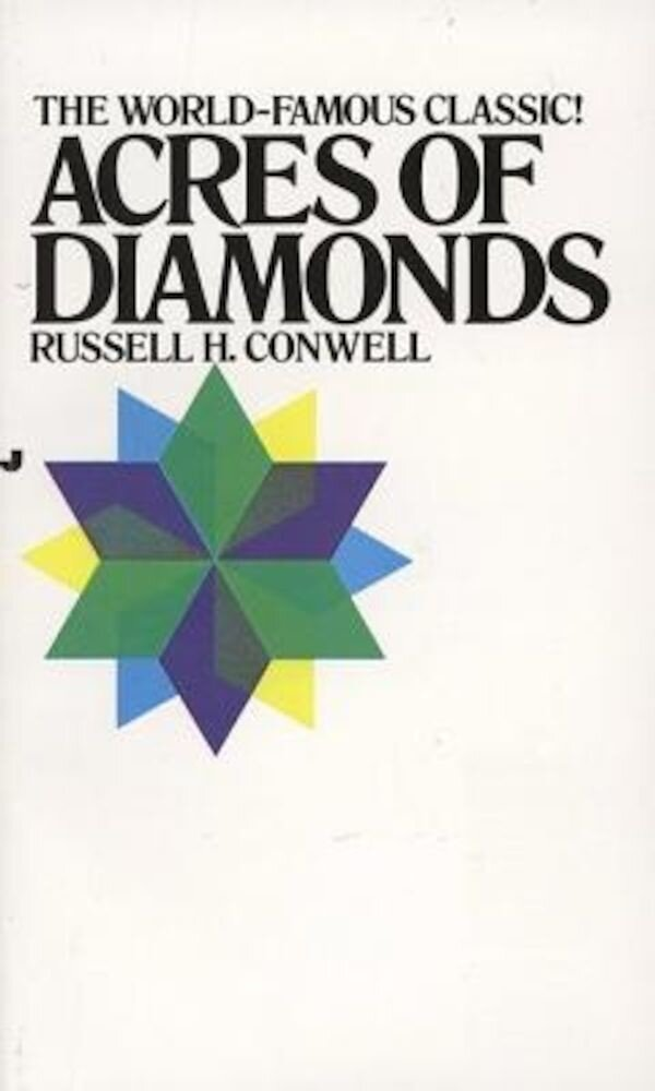 Acres of Diamonds, Paperback