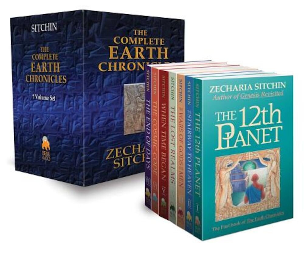 The Complete Earth Chronicles, Hardcover