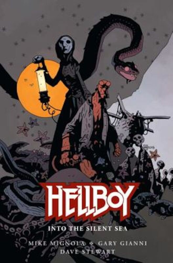Hellboy: Into the Silent Sea, Hardcover