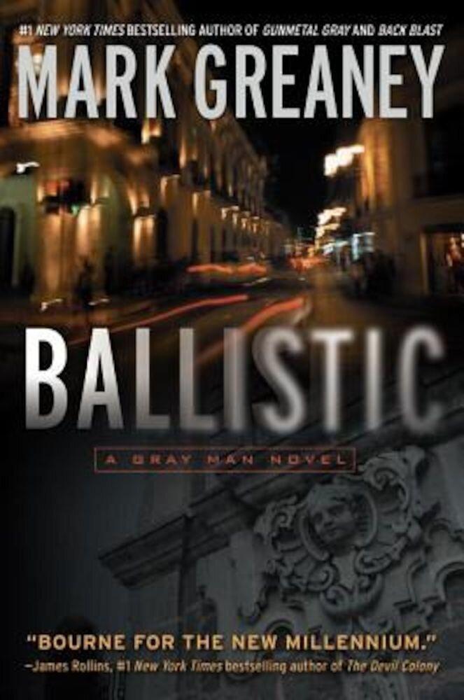 Ballistic, Paperback