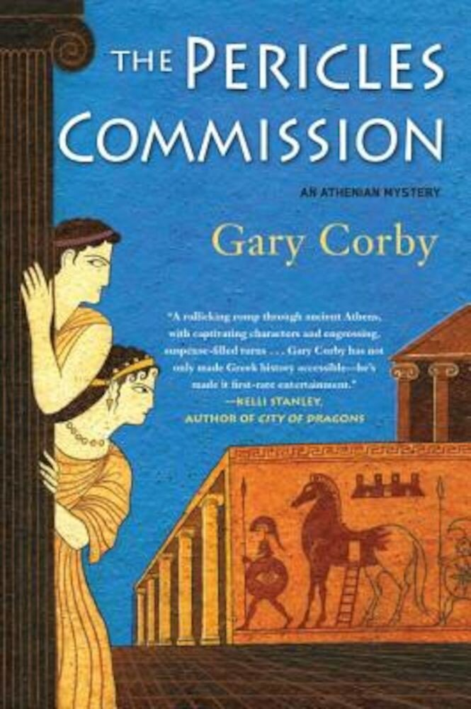 The Pericles Commission, Paperback