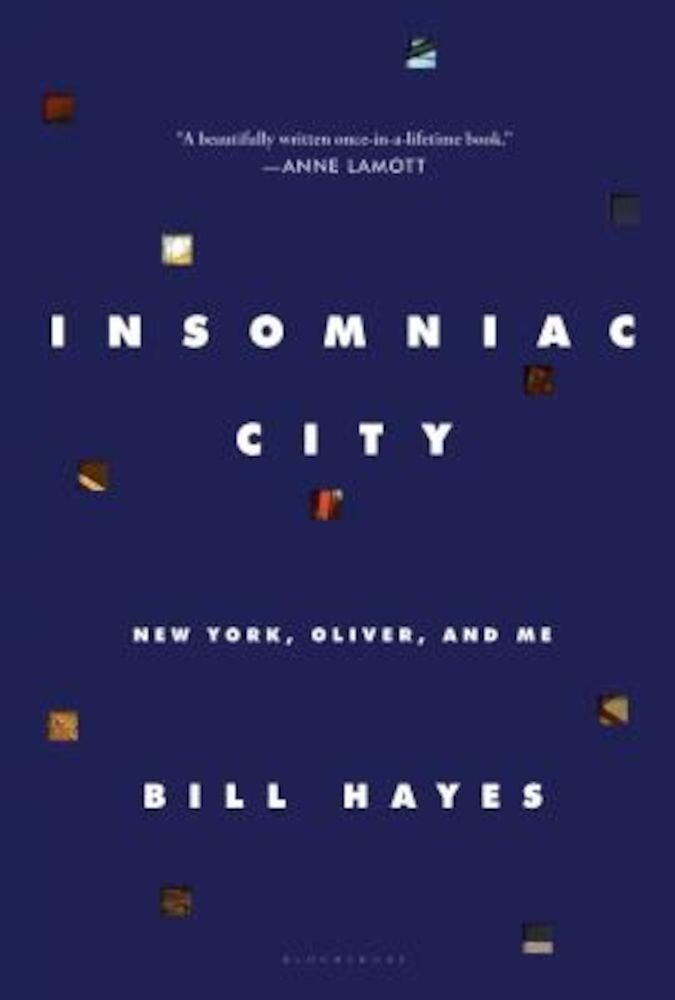 Insomniac City: New York, Oliver Sacks, and Me, Hardcover