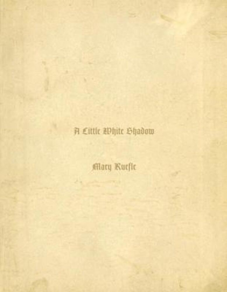 A Little White Shadow, Paperback