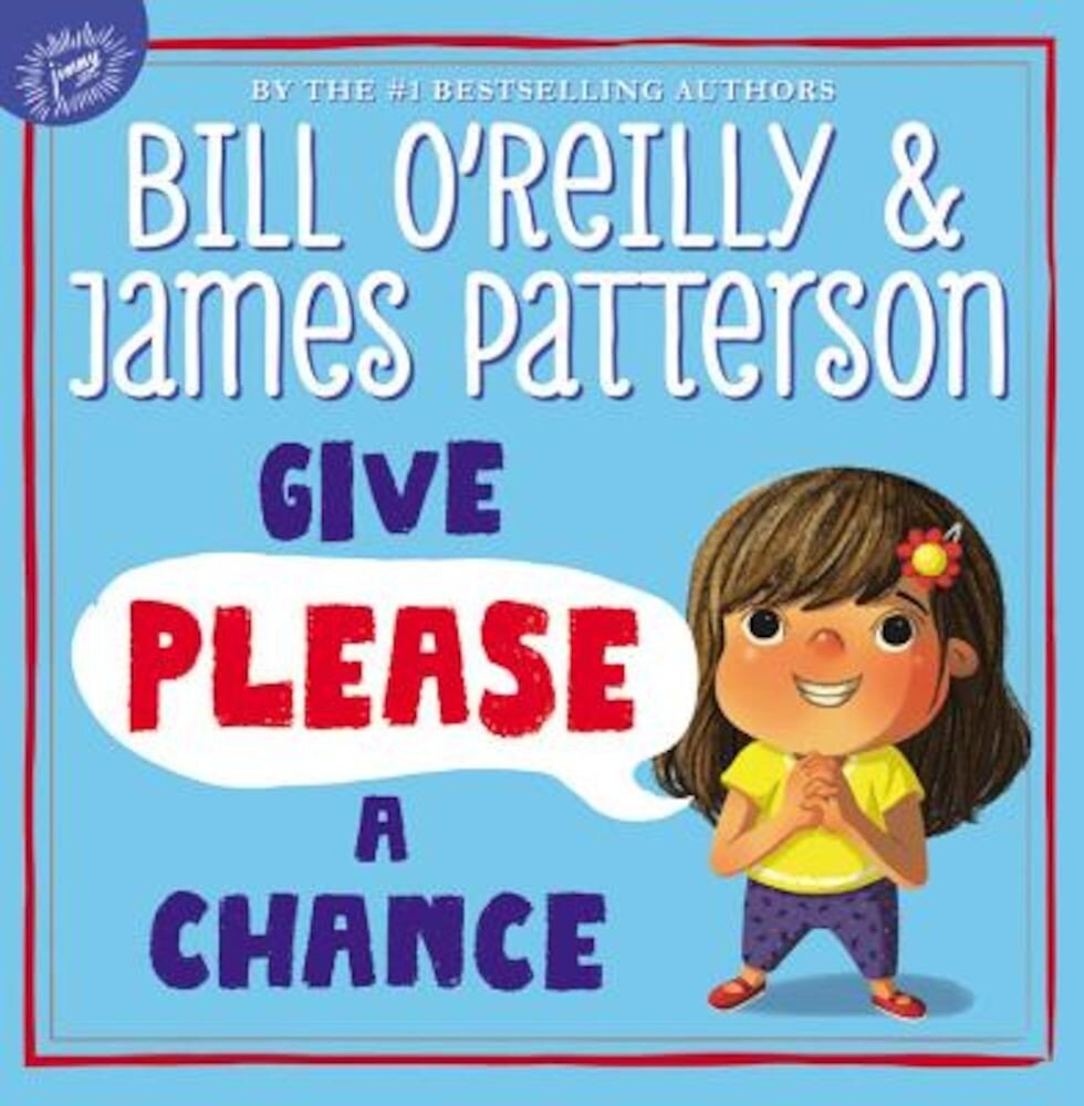 Give Please a Chance, Hardcover