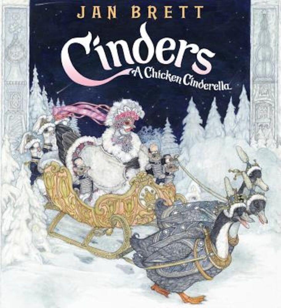 Cinders: A Chicken Cinderella, Hardcover