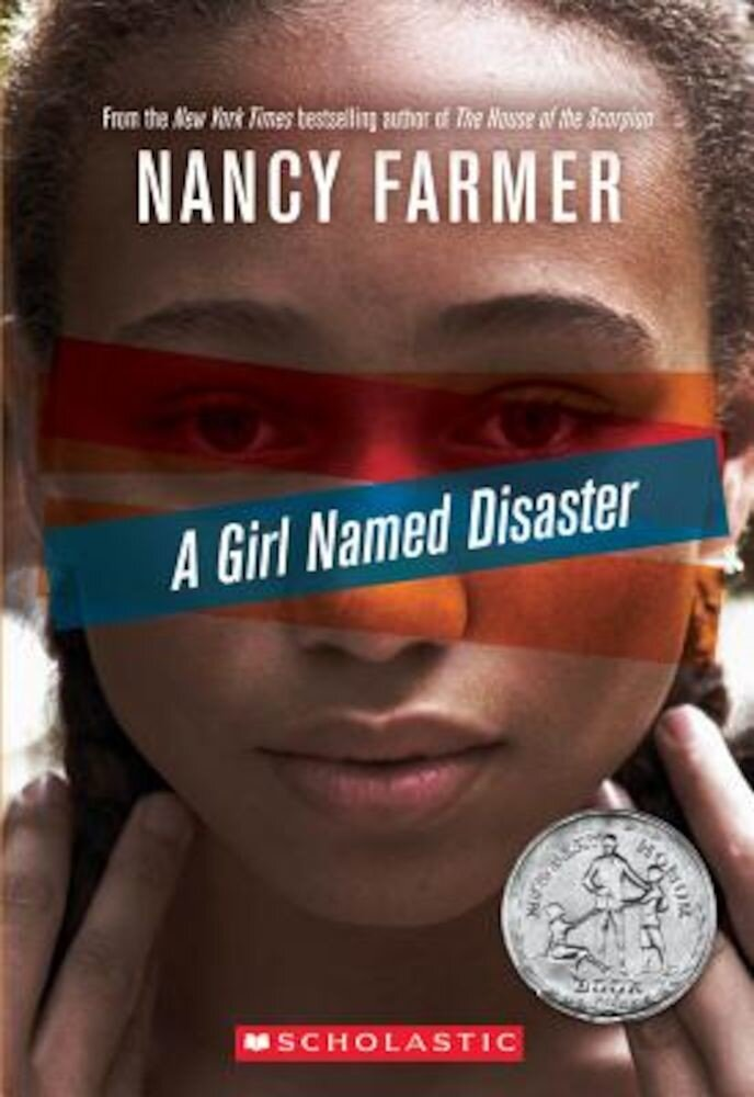 A Girl Named Disaster, Paperback