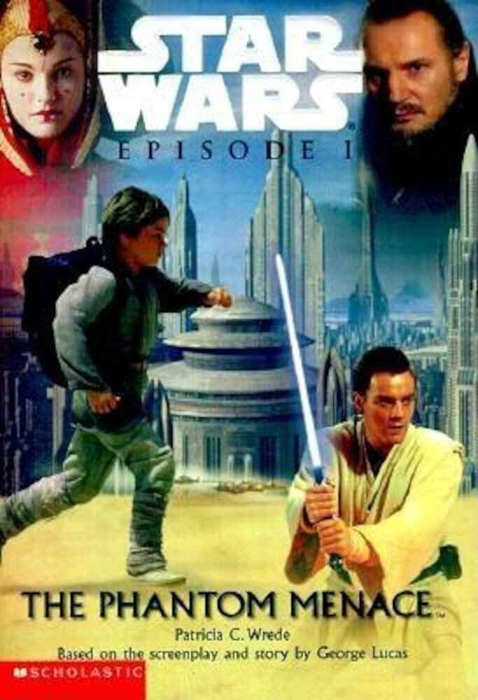 Star Wars Episode I the Phantom Menace, Paperback