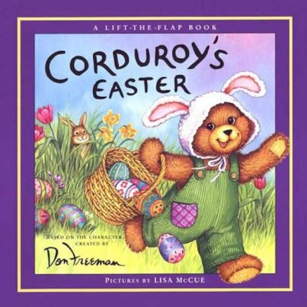 Corduroy's Easter, Hardcover