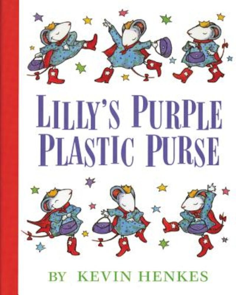 Lilly's Purple Plastic Purse, Hardcover