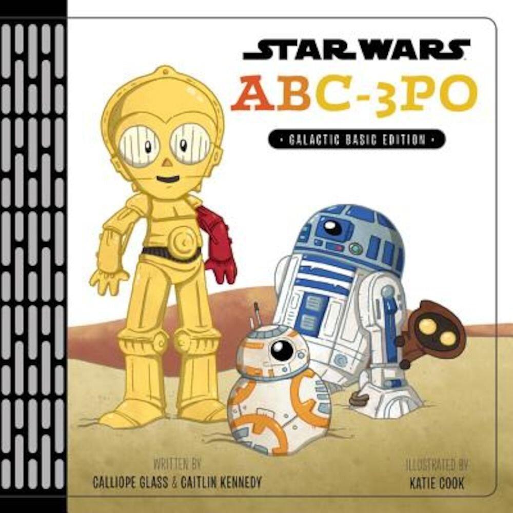 Star Wars ABC-3PO: Alphabet Book, Hardcover