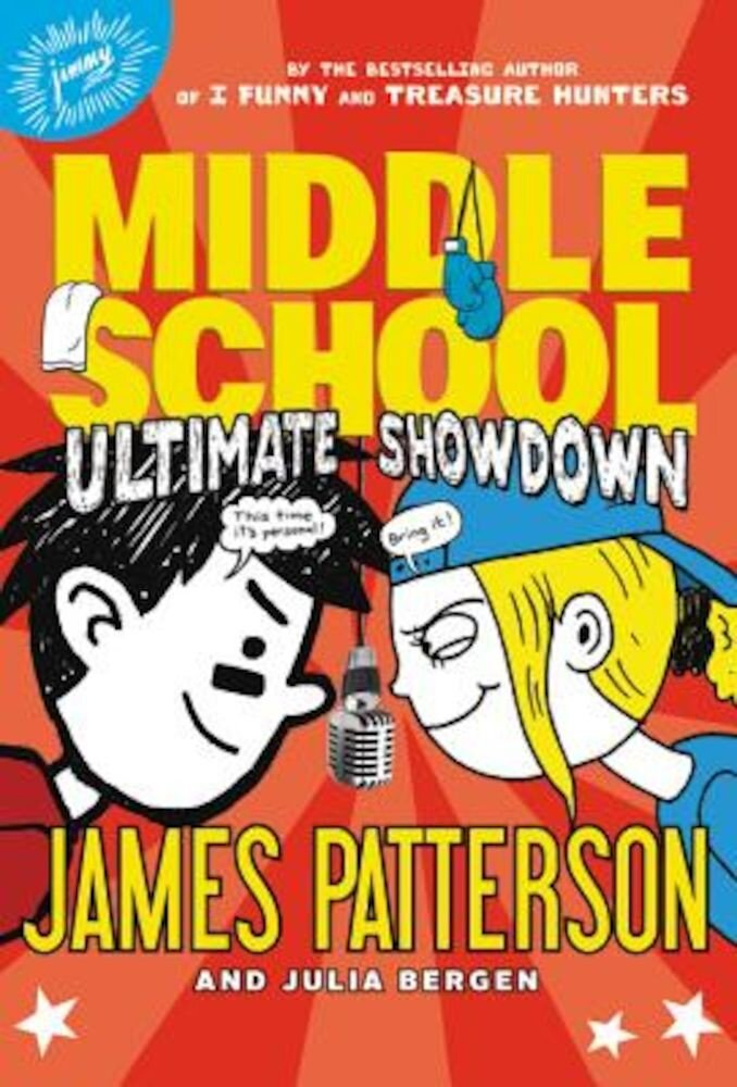 Middle School: Ultimate Showdown, Hardcover