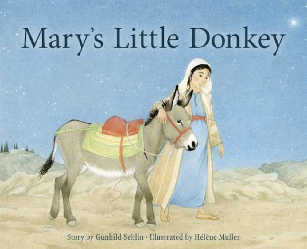 Mary's Little Donkey, Hardcover
