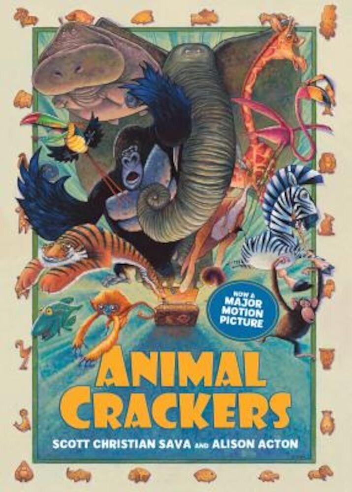 Animal Crackers, Hardcover
