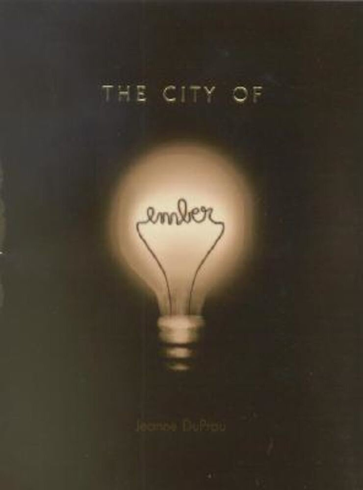 The City of Ember, Hardcover