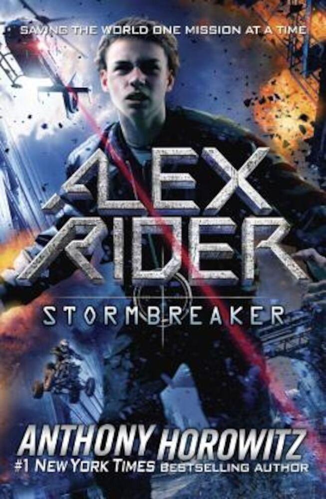 Stormbreaker, Paperback