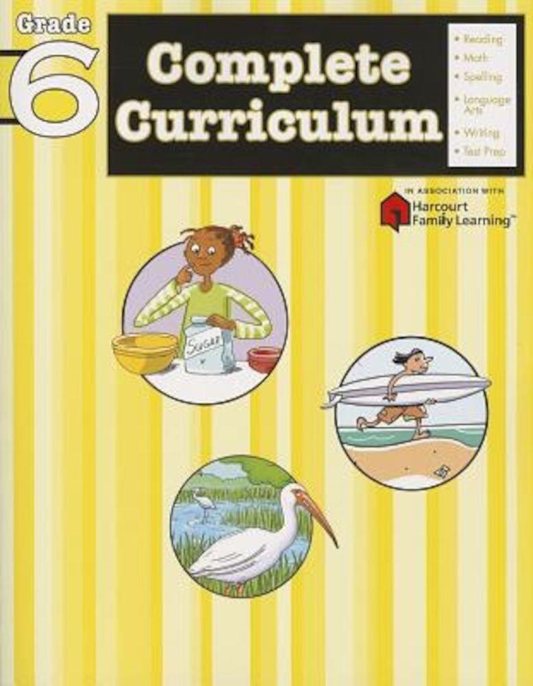 Complete Curriculum, Grade 6, Paperback