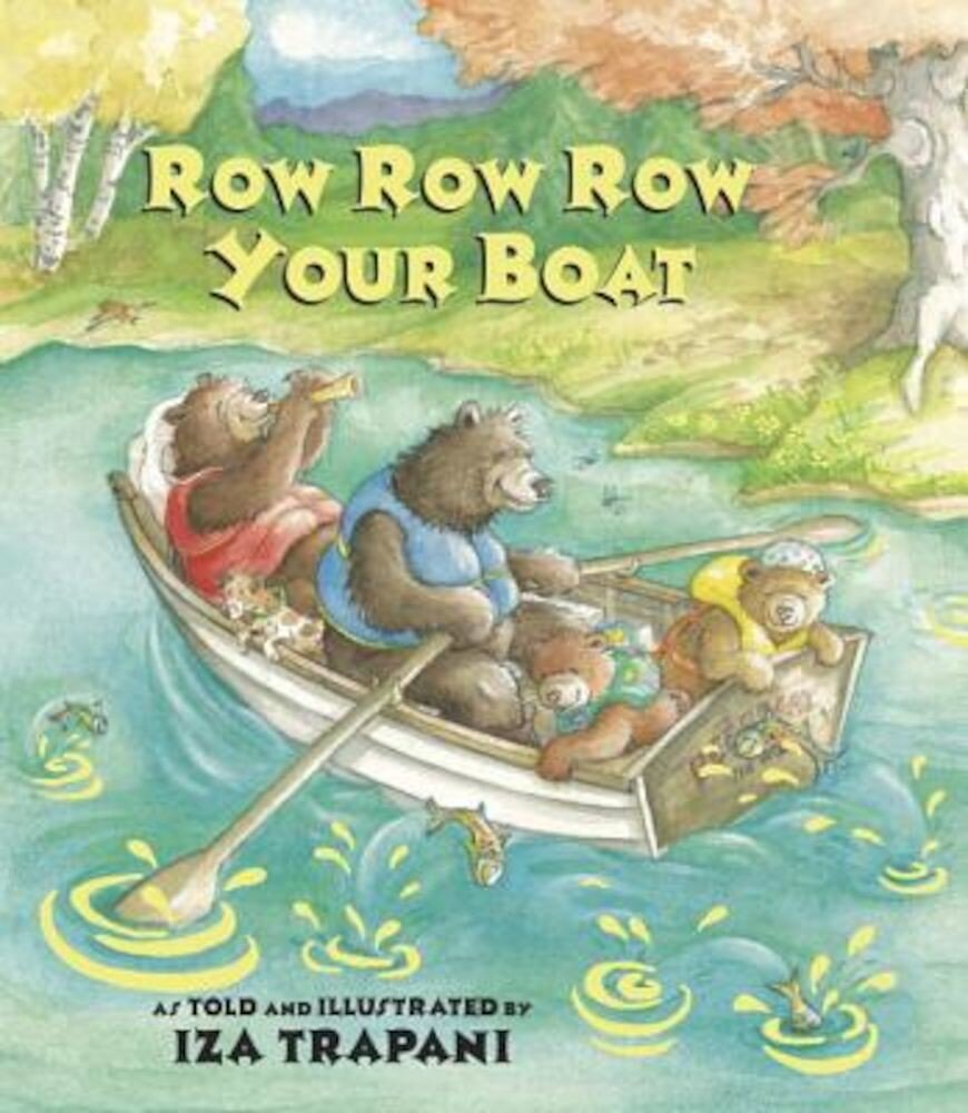 Row Row Row Your Boat, Paperback