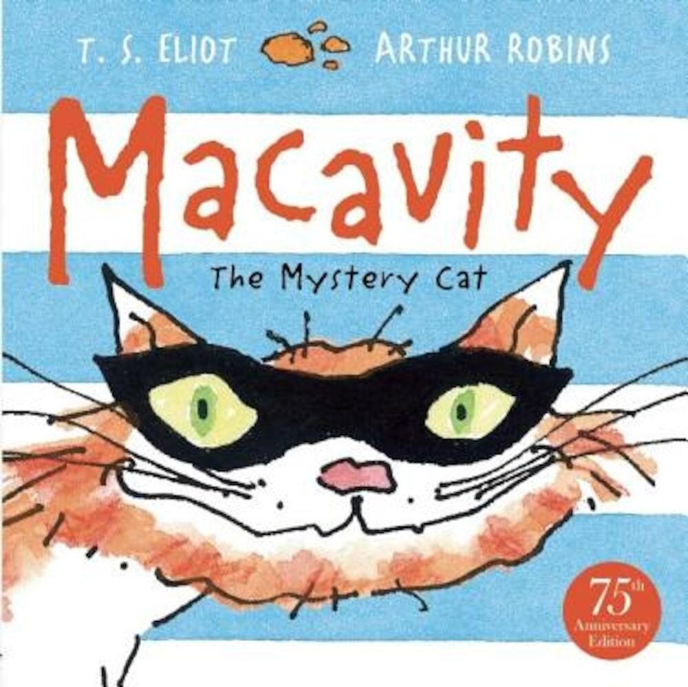 Macavity: The Mystery Cat, Paperback