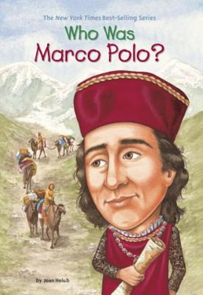 Who Was Marco Polo?, Paperback