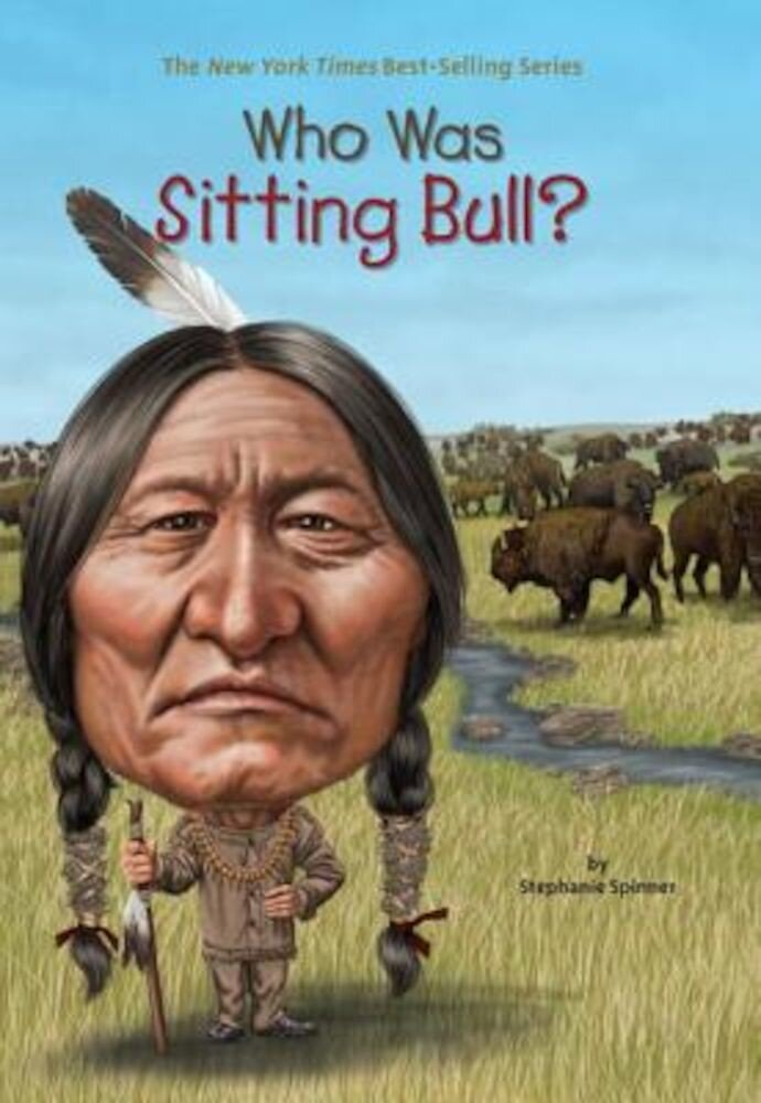 Who Was Sitting Bull?, Paperback