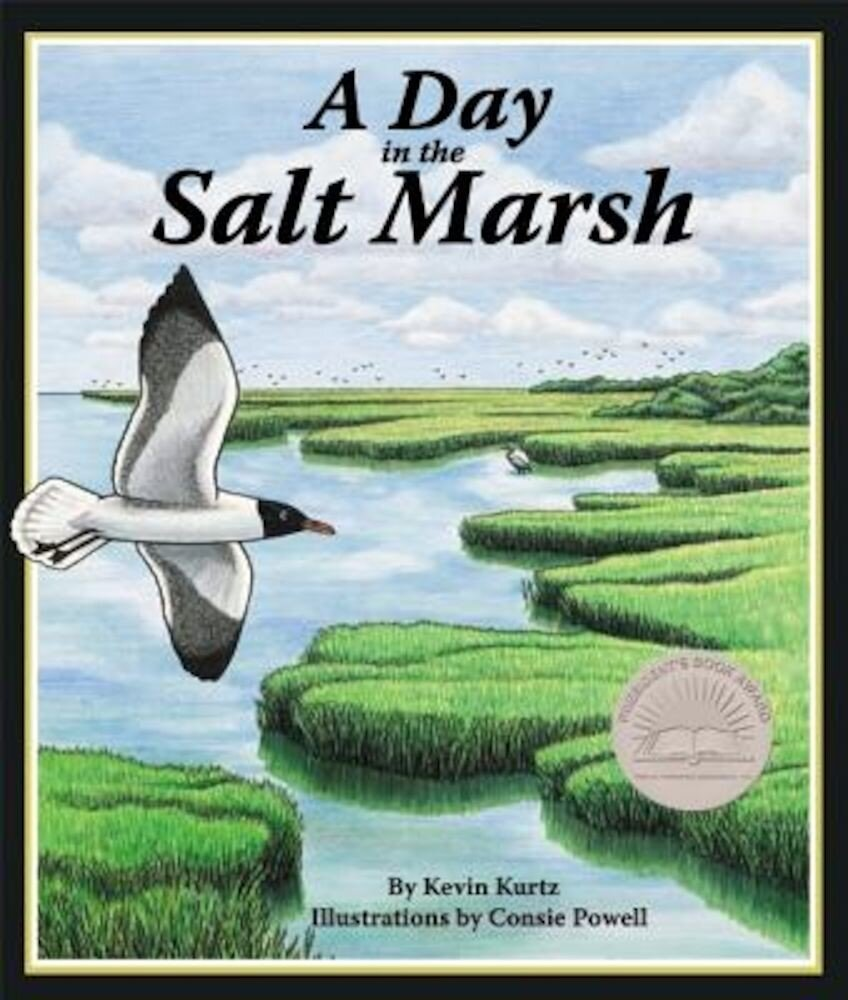 A Day in the Salt Marsh, Paperback
