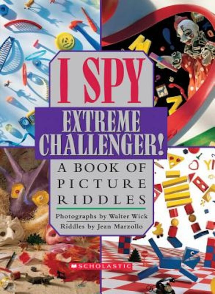 Extreme Challenger, Hardcover