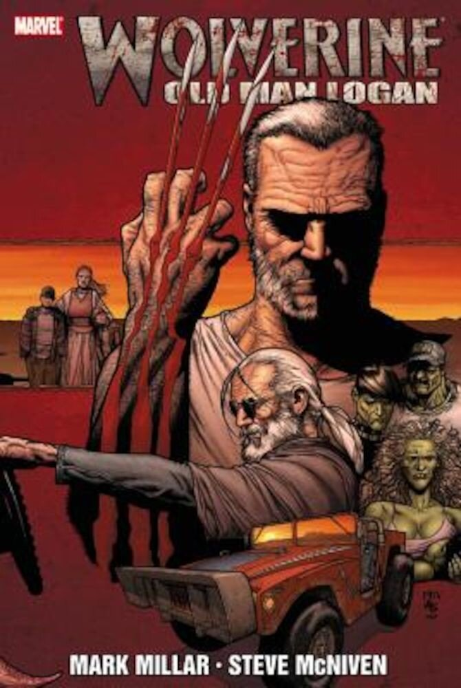 Wolverine: Old Man Logan, Hardcover
