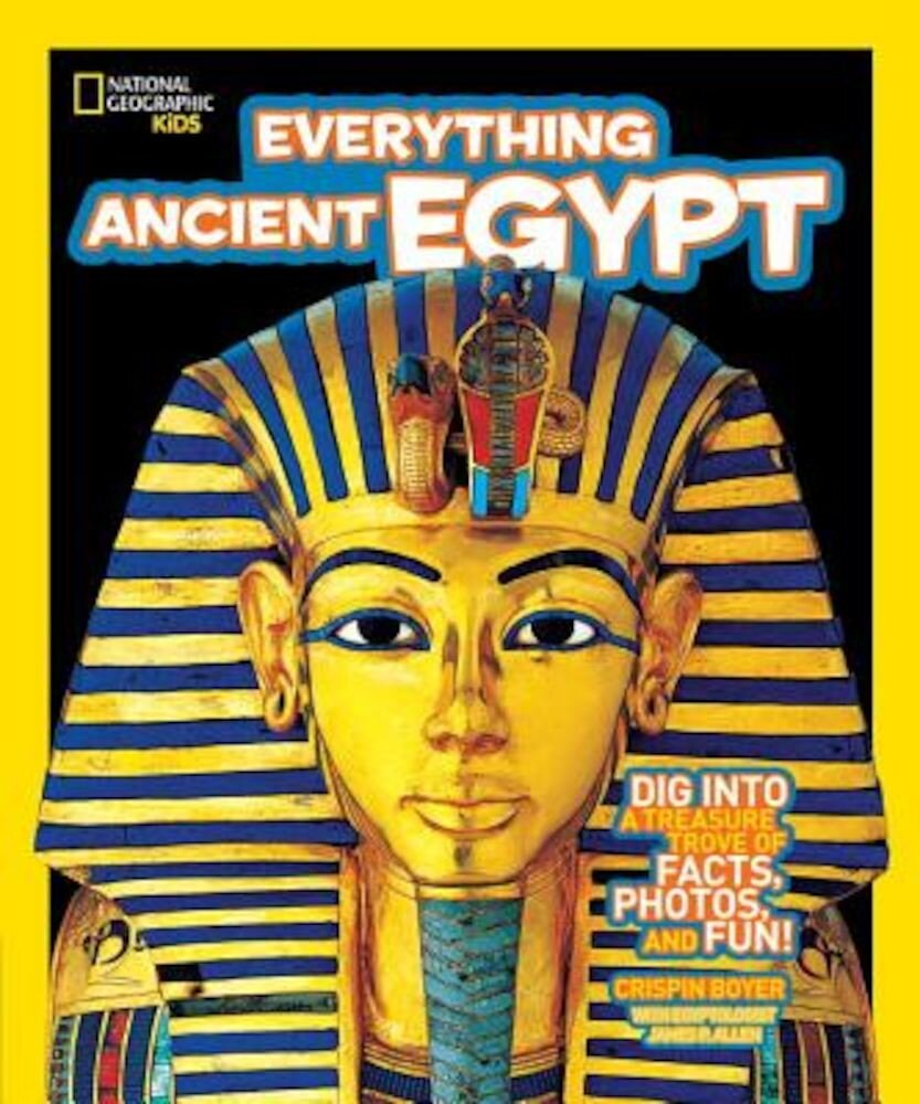 Everything Ancient Egypt, Paperback