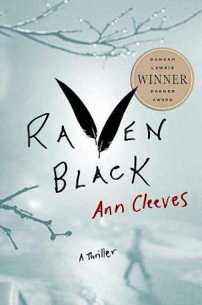 Raven Black, Paperback