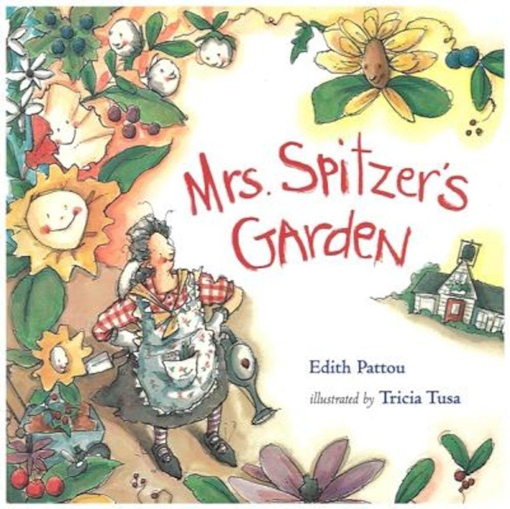 Mrs. Spitzer's Garden, Hardcover