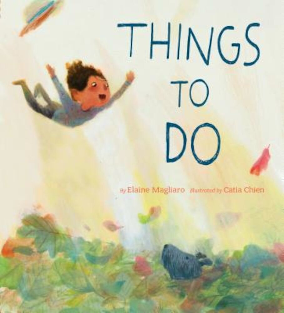 Things to Do, Hardcover