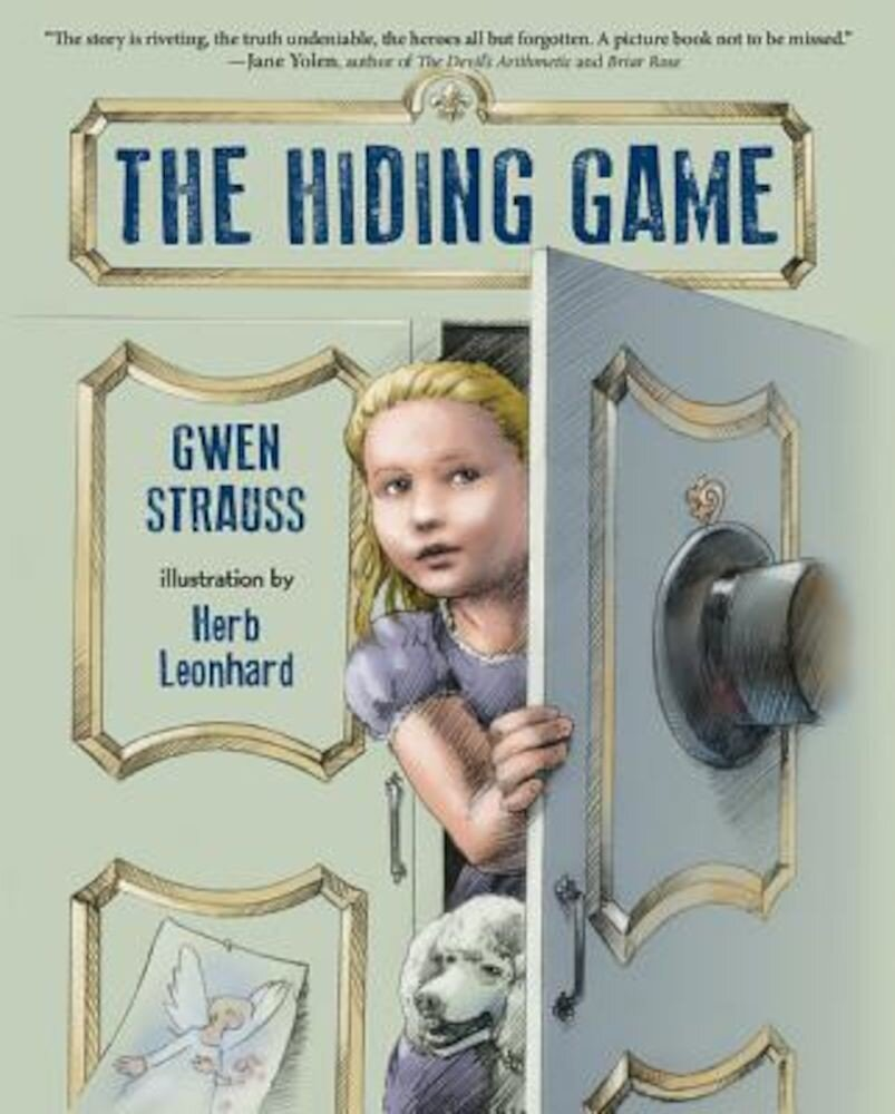 The Hiding Game, Hardcover