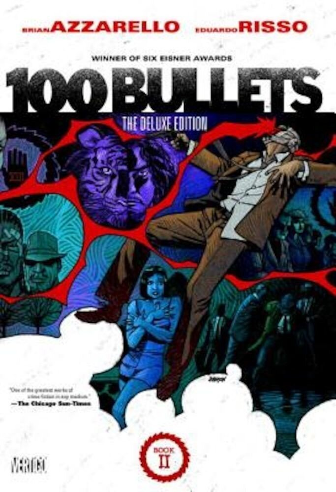 100 Bullets Book Two, Paperback