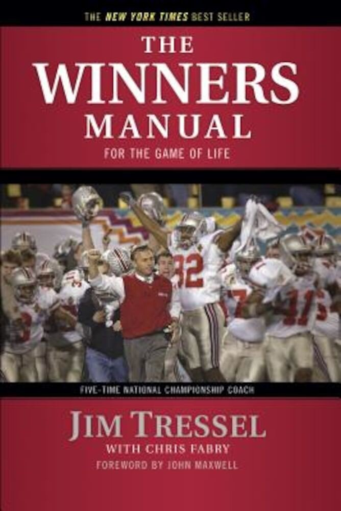 The Winners Manual: For the Game of Life, Paperback