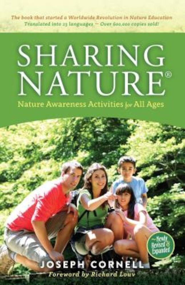 Sharing Nature(r): Nature Awareness Activities for All Ages, Paperback