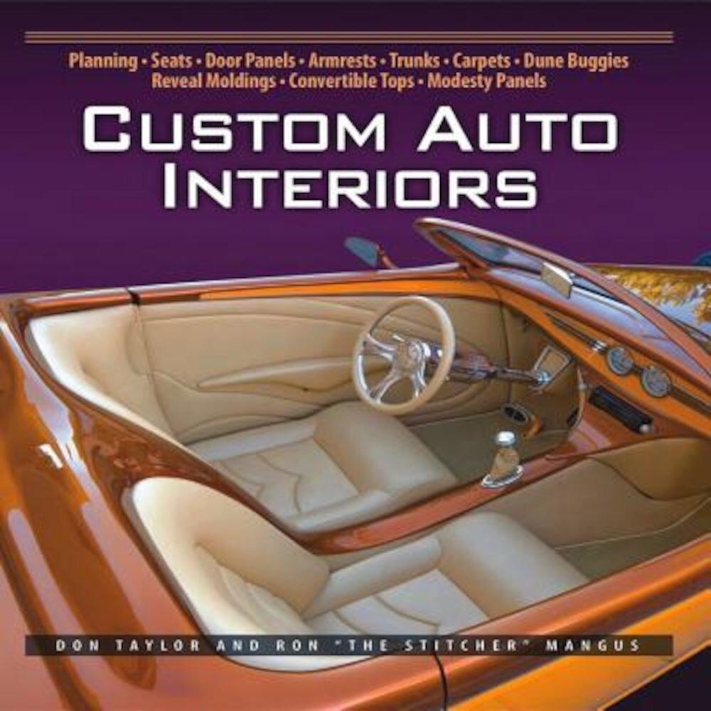 Custom Auto Interiors, Paperback
