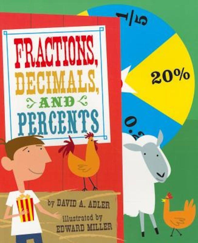 Fractions, Decimals, and Percents, Paperback