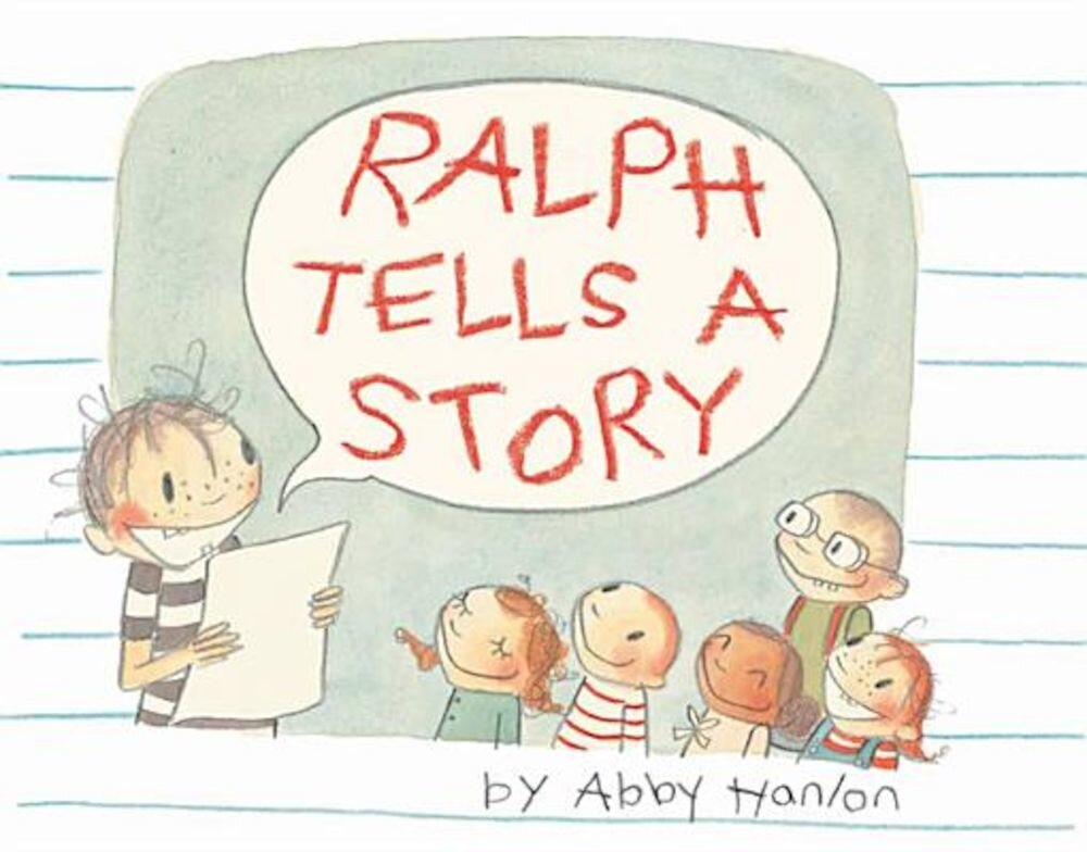 Ralph Tells a Story, Hardcover